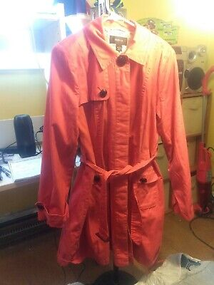 Style & Co. Women's Jacket/Trench/Coat size L