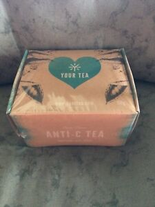 YOUR TEA DETOX TEA VARIETY OF KINDS BRAND NEW SEALED!!