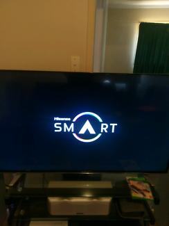 """Hisense 55""""4k smart tv"""