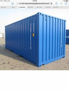 Shipping containers 20 ft supplied and delivered to Wollongong Wollongong Wollongong Area Preview