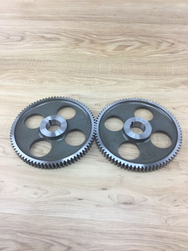 2 Industrial   Machine Steampunk Pulley Gear Cog Lamp Base Wheel Project