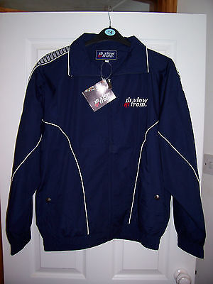 """"""" VIEW FROM """" running jacket, shower and windproof, soft shell, lined. Excellent"""