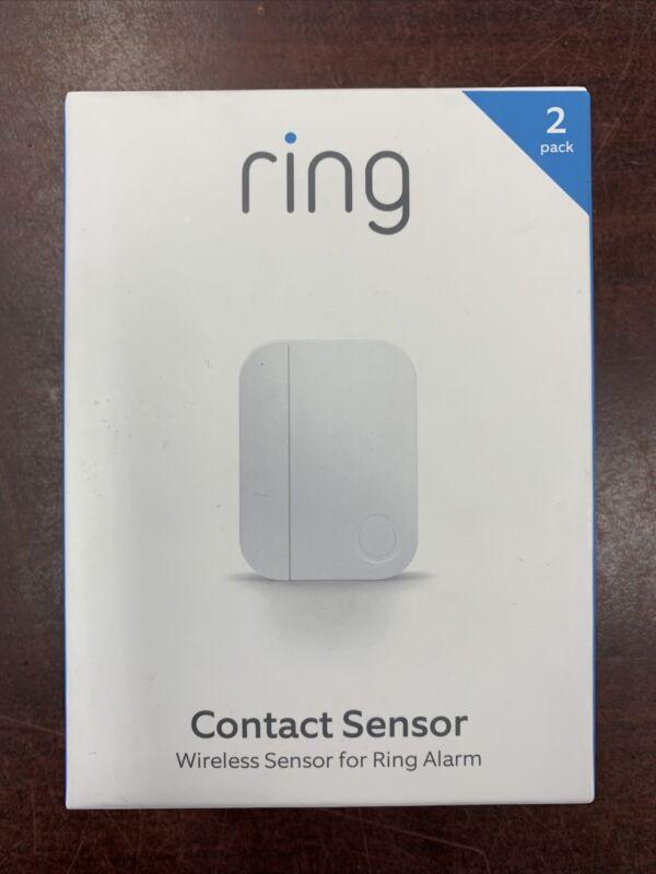 Ring Alarm (2nd Gen) Contact Sensor (2 Pack) NEW