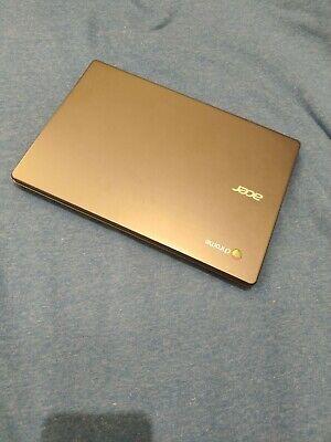 """Acer Chromebook C740 11.6"""" Celeron 3205U 1.5GHz 4GB RAM 16GB SSD Chrome OS"""