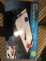 Table top air hockey new in box