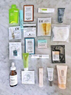 Luxury Beauty Bundle 20 Items RRP £100+ - Omorovicza, Sunday Riley, Dior, etc