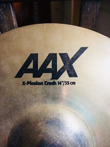 "AAX 14"" crash"