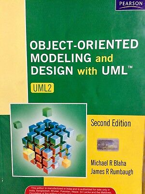 New.Object-Oriented Modeling and Design with UML by James Rumbaugh 2nd INTL