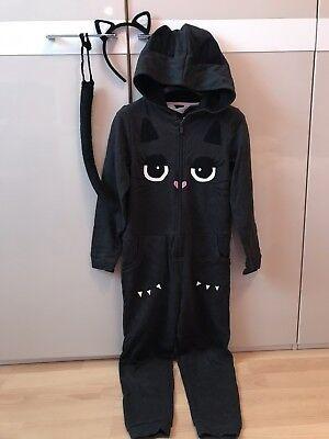 ~♥~H&M 3tlg. Katzen Kostüm Mädchen Karneval Fasching Verkleidung Kostüm ~♥~ NEU! gebraucht kaufen  Versand nach Austria
