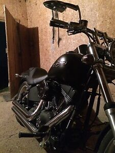 2009 Harley Davidson Soft Tail Night Train