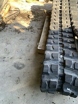 400x72.5x72 Rubber Track Cat 304 Hitachi Kubota New Camoplast 72 Links Excavator