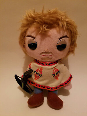 Funko Pop! Walking Dead Daryl Dixon Plush Poncho Crossbow No Tags (Daryl Poncho)