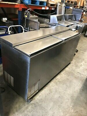 Perlick Bc72 Ss Bottle Cooler 72wide Flat Top