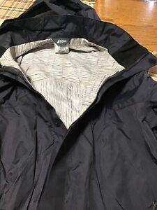MEC rain jacket size 16