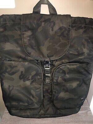 NEW Lululemon Carry Onward Rucksack 12L Backpack Sport Gym Bag CAMO Multi Green