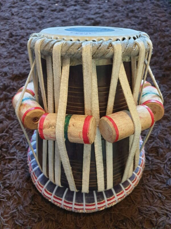 Tabla Dayan Professional Black Sheesham, Rosewood drum
