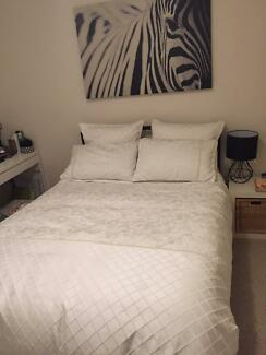 Spacious Fully furnished bedroom in a shared apartment