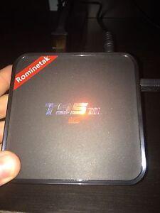 T95m Quad core 4K Kodi TV Box