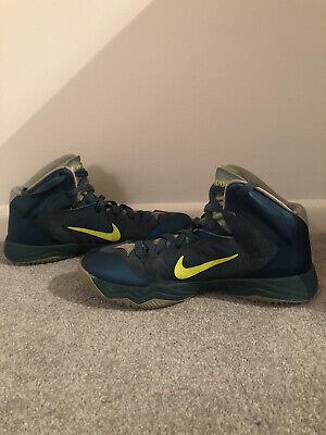 Nike Basketball Shoes Mens Uk7