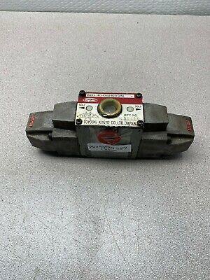 Used Toyooki Kogyo Hydraulic Valve Hd3-43sgs-bg1a-025a