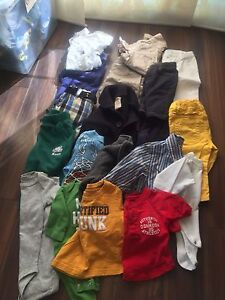 6-12 lot of boys clothes