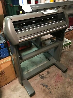 Vinyl Express Pii-61 Panther 24 Vinyl Cutter With Stand