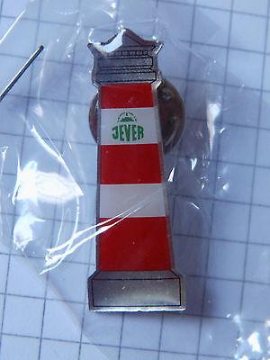 Jever Leuchturm  Pin  Neu und OVP siehe auch Fotos