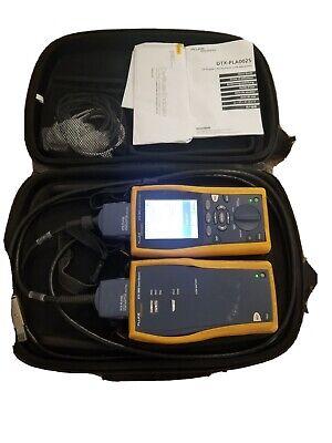 Fluke Networks Dtx-1800 Cat 5e Cat 6 Cat 6a 1ghz Certifier Tester With Fiber