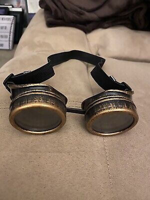 WWE Becky Lynch Authentic Steampunk Goggles The Man
