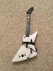 Xbox 360 Star shaped Guitar