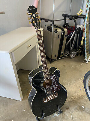 Epiphone E-Sonic 2 Acoustic Guitar with built in tuner
