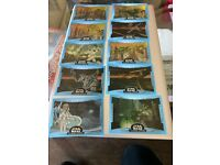 "Lost Seasons 1 Thru 5-9 Card /""Lost In Motion/"" Lenticular Chase Set L1-L9 2010"