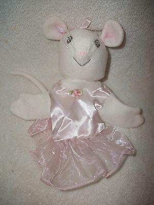 Angelina Ballerina Puppet Plush Doll