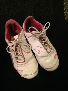 Puma Shoes---size 5 1/2