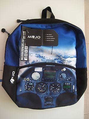 MOJO Cockpit Bags (Messenger, Utility) Backpack for Men $60