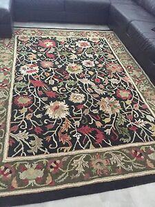 Beautiful pure wool rug Iluka Joondalup Area Preview