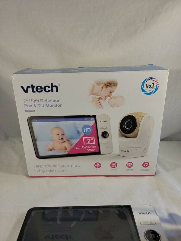 VTech Baby Video Monitor with 7-inch True-Color HD 720p Display