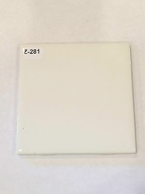 (Z-281 ) 1 Pc NOS Vintage Ceramic Floor Wall Tile 4 1/4