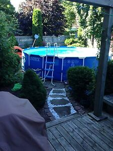 FREE above ground pool