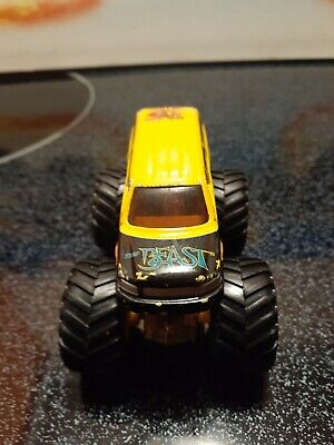 Hot Wheels Monster Jam 1:64 The Beast Diecast Truck