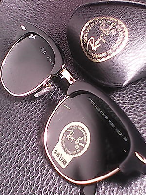 authentic ray ban aviator sunglasses  ray ban rb3016 clubmaster