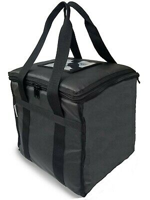 Insulated Food Delivery Bag Pan Carriers Catering Bag Uber Doordash