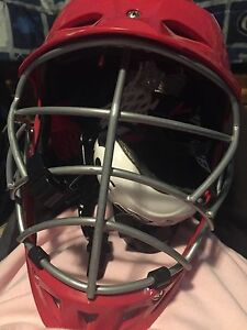 Lacrosse Mask, Brand New