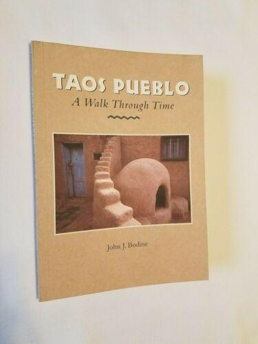 Taos Pueblo New Mexico - A visitors guide to the Pueblo Indians Customs History