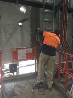 Lucas concrete cutting and coreing