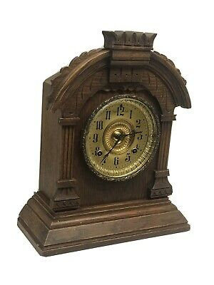 Victorian Chiming Mantle Clock