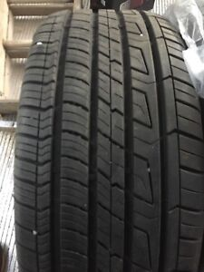 245/55/19. M/S Tires from F150
