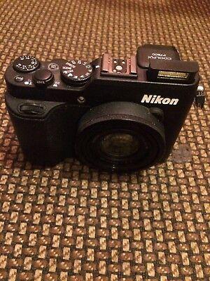 Nikon Coolpix P7800 12.2MP Digital Camera