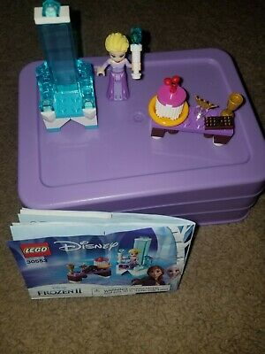 Lego 30553 Disney Frozen 2 Elsa's Winter Throne USED 42 pcs