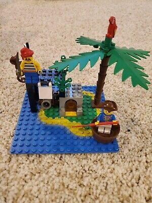 Lego Pirates Shipwreck Island 6260 - 100% Complete! No box, printed instructions